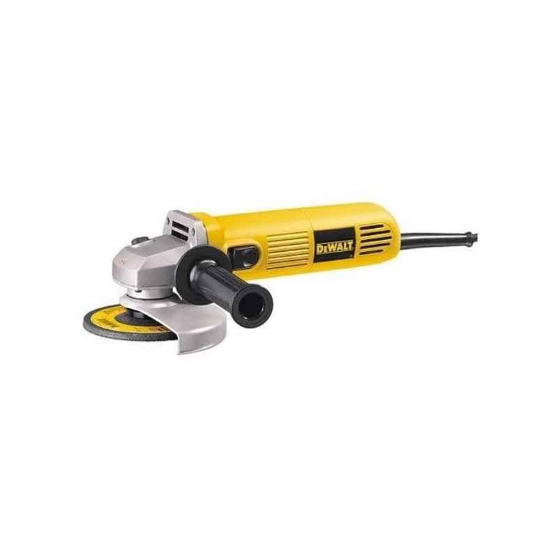 Dewalt 115mm 730W Toggle Switch Angle Grinder, DWE4010T