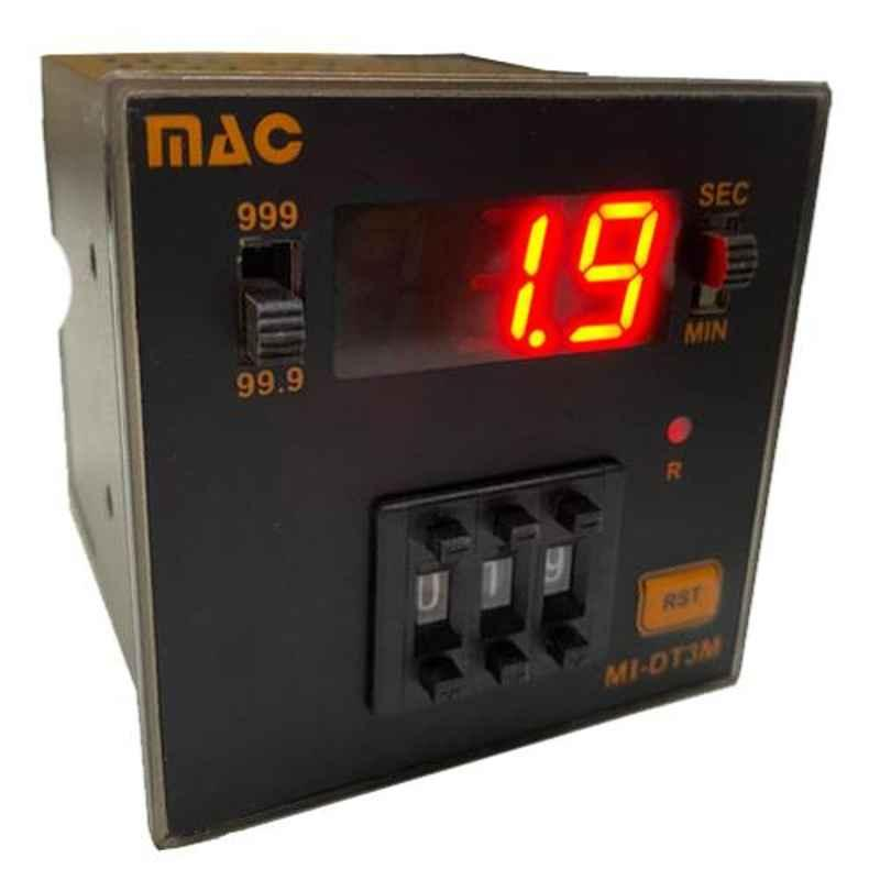 MAC 240V AC 7A Digital Timer, MI-DT3M