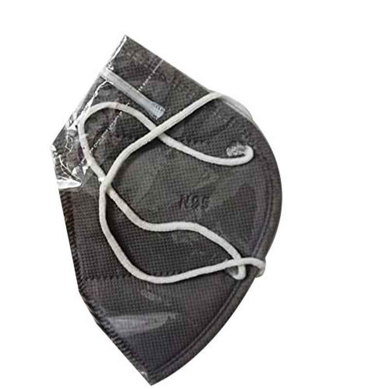 Bluekites 5 Pcs N95 Grey Ayurvedic Mask