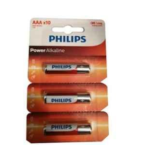 Philips LR03P10TS/97 1.5V Power Alkaline AAA Battery, (Pack of 20)