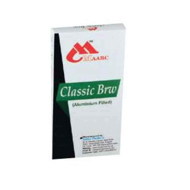Maarc 10 Sheets Classic BRW Aluminium Filled Extra Hard, 2207/010