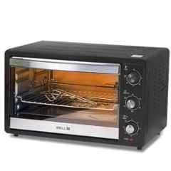 iBELL 1600W 30L Black Electric Microwave Oven, IBLEO300G