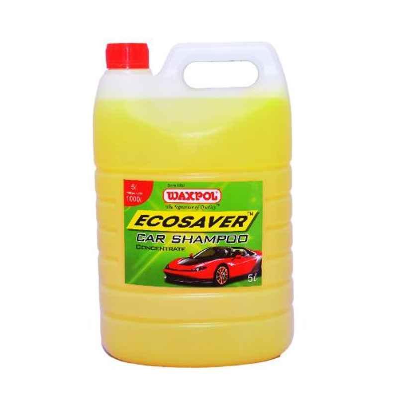 Waxpol Ecosaver 5L Concentrate Car Shampoo, AES025