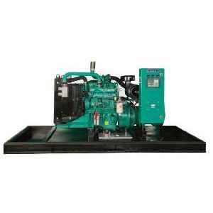 Cummins 40 kVA 1 Phase Diesel Generator Set C40D5P
