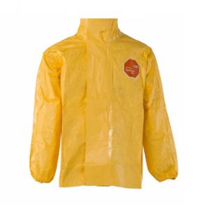 Dupont Tychem 2000 Jacket without Hood, Size: XL