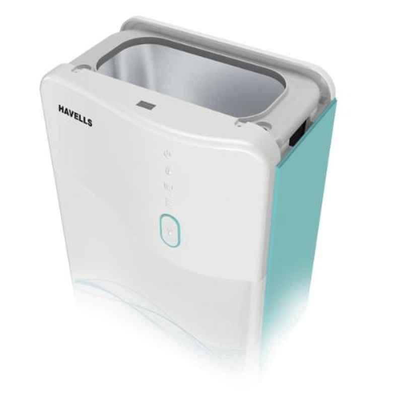 Havells Fab Alkaline 60W Blue & White RO,UV & UV LED Water Purifier, GHWRHFK015