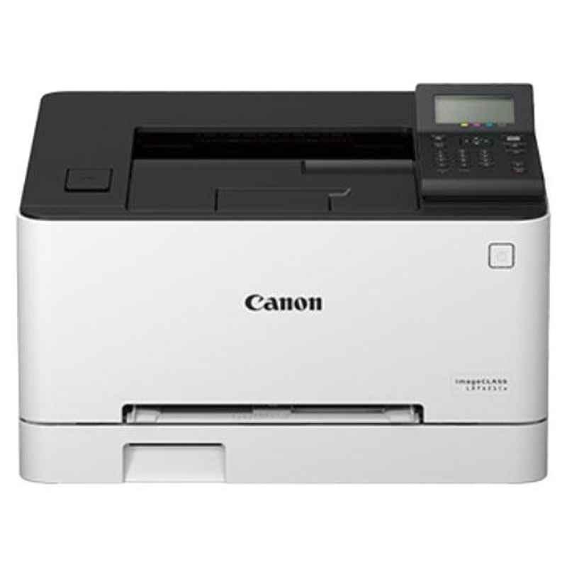 Canon LBP621CW White Single Function Color Printer