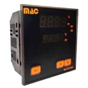 MAC 96x96mm Double Display Temperature Controller, MI-TCD980