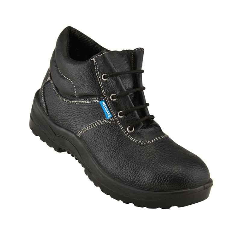 NEOSafe A5014 Bull Steel Toe Safety Shoes, Size: 9