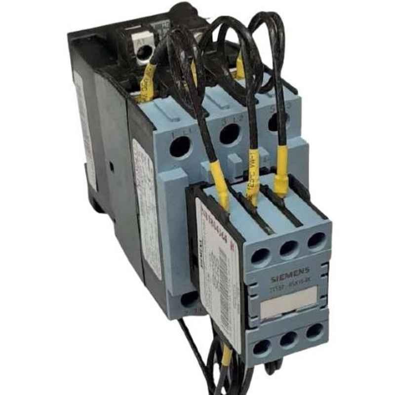 Siemens 230V 20kVAR Capacitor Duty Contactor, 3TS14000AP058K