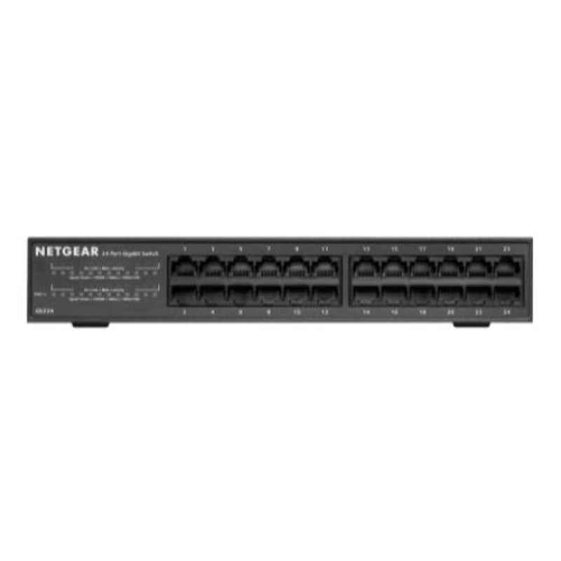 Netgear 24 Port Soho Ethernet Switch, GS324