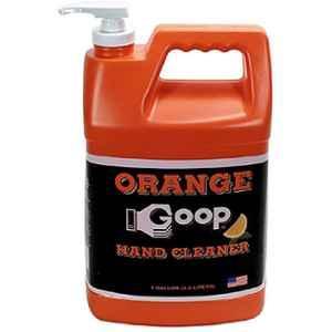 Goop Orange Liquid Hand Cleaner with Pumice, 1 Gallon