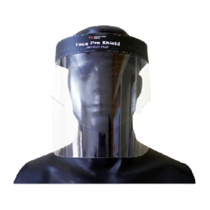 Adventure Worx 3 Pcs Face Pro Shield Set, 8904267803