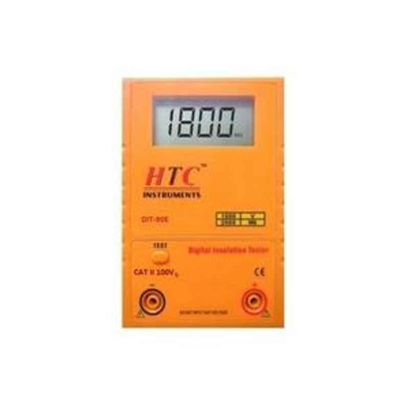 HTC DIT-90E Digital Insulation Tester Resistance range 0-200M Ohm