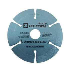 Xtra Power 4 Inch Blue Diamond Saw Blade