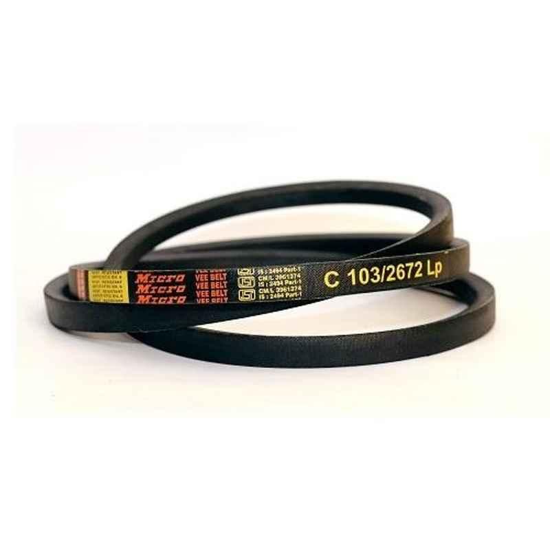 Micro A25 Classical V Belt (Pack of 5)