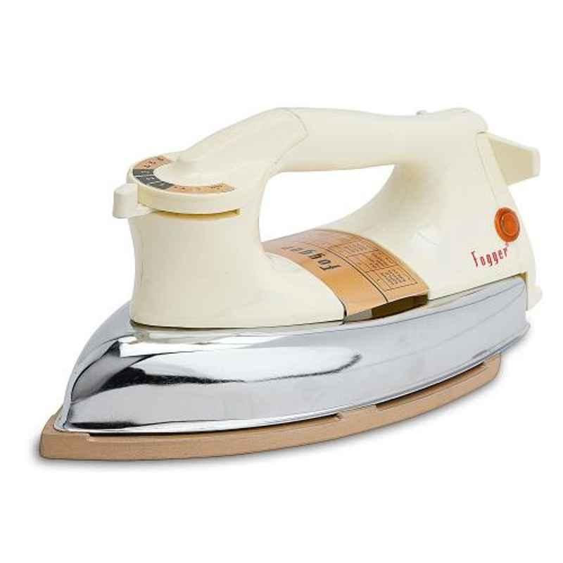 Fogger Duro 1000W Ivory Dry Iron, SBI00018