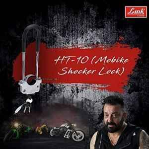 Link 12 Inches Bike Steel Lock, 65212-LSBL-012
