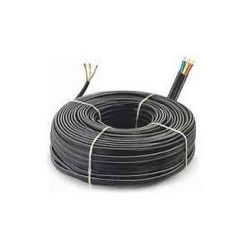 MXVOLT Submersible Cable Diameter 4 mmLength 100 Metre