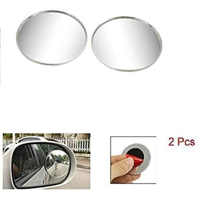 AOW 2 Pcs Car Blind Spot Mirror For Renault Duster