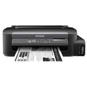 Epson EcoTank M105 Single Function Black & White Printer with Wi-Fi