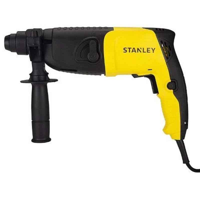 Stanley 620W 2 Mode SDS-Plus Hammer Drill, STHR202K-IN