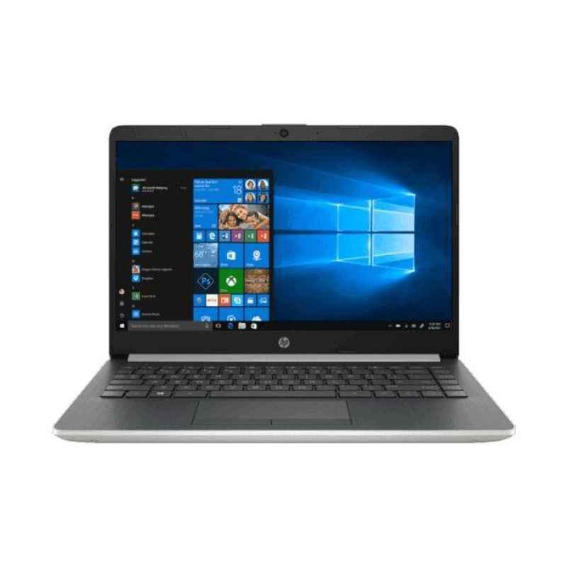 HP 14S-DK0093AU AMD Ryzen 5/8GB DDR4 RAM/256GB M.2SSD/14 inch Display Natural Silver Laptop, 7QZ52PA
