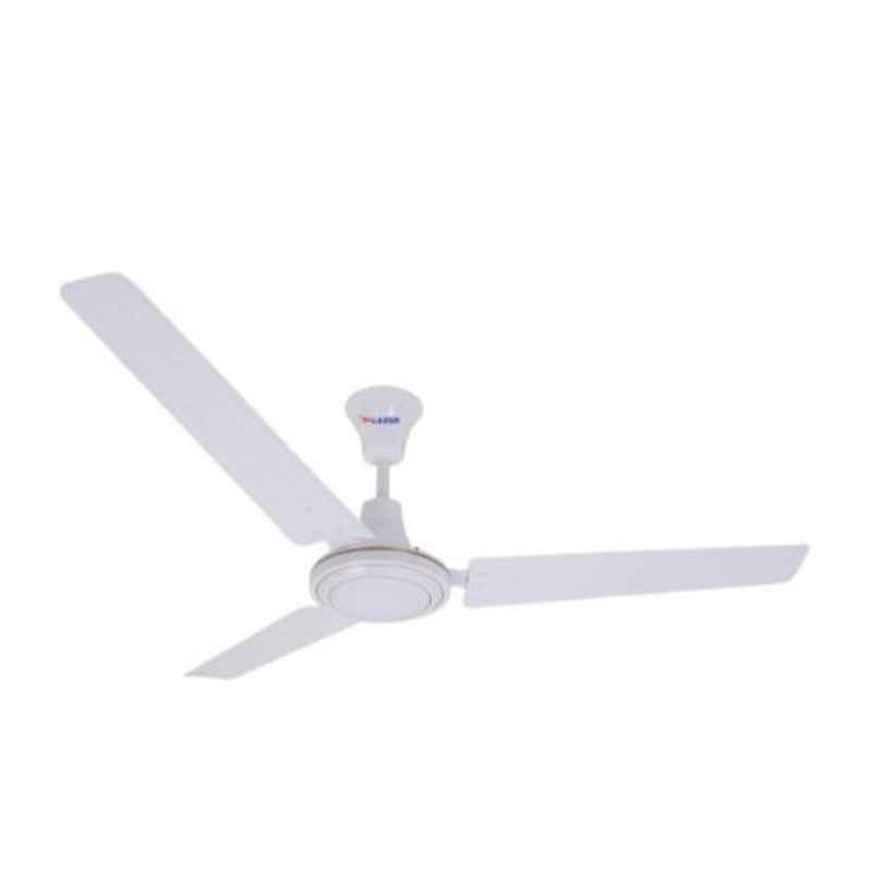 Lazer Seaira 72W White Ceiling Fan, Sweep: 900 mm