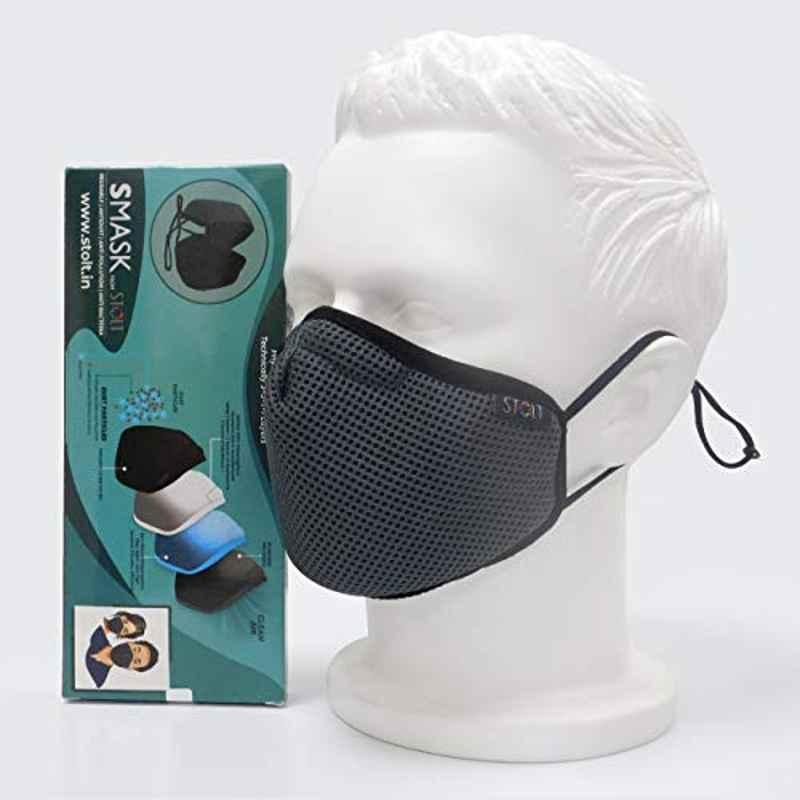 Stolt 3 Pcs Multi Layer Reusable Mask Set