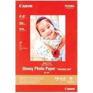 Canon Glossy photo paper GP 508 Size 4x6 inch 100 sheets