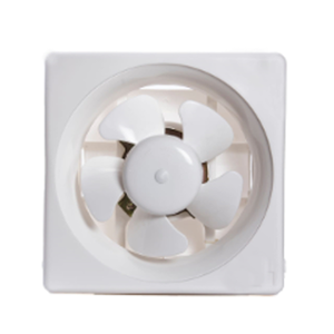 Urja Lite ULAV8I 60W White Air Ventilation Fan, Sweep: 8 Inch