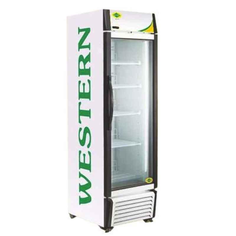 Western 332L Vertical Single Door Freezer, SRF350