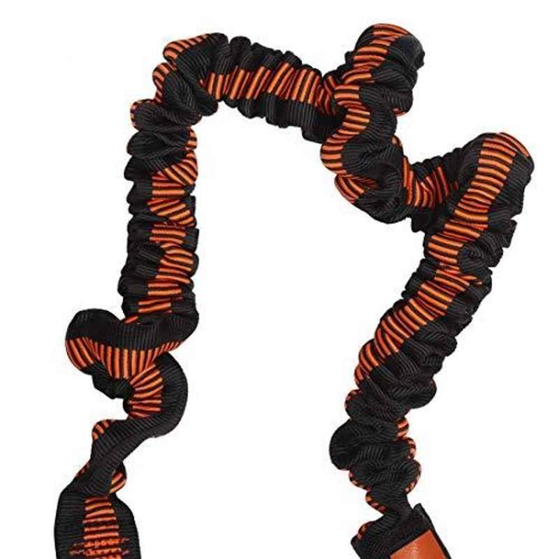 Black & Decker 4.5-6ft Twin Leg Expandable Shock Aborbing Lanyard, BXFP0625IN