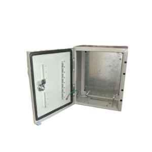 One World Electric 20x20x15cm 2mm Galvanised Iron Panel Box, OWE-PR-202015