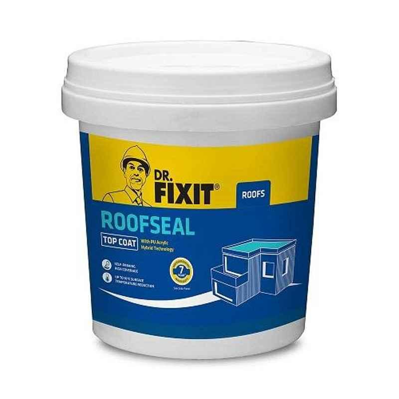 Dr. Fixit 20L Roofseal Top Coat Waterproofing Coating, 648