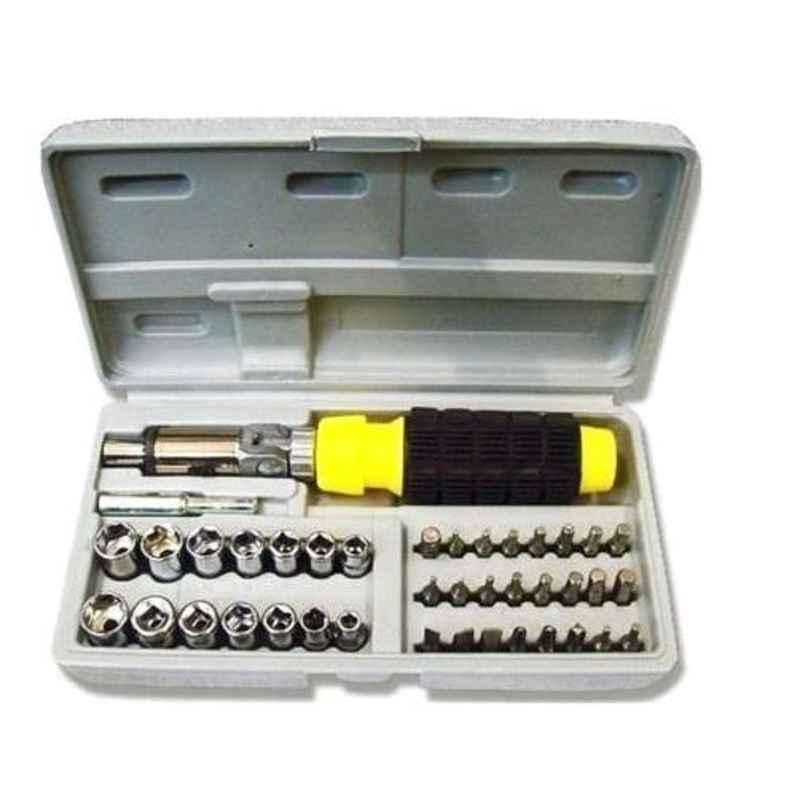 VOX 41 Pcs Multipurpose Screwdriver Tool Kit