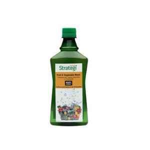 Herbal Strategi 500ml Herbal Fruits & Vegetables Sanitizing & Disinfecting Liquid