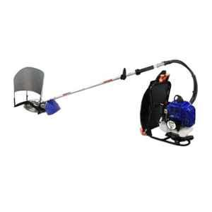 Aspee 1.13HP 4 Stroke Backpack Brush Cutter with Accessories, CHB35/2S