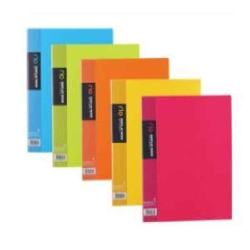 Linc Deli W5032 Rio 20P Display Book A4 Yellow