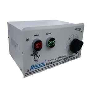 Rahul C-1000-AD1 90-280V 1kVA Single Phase Digital Autocut Voltage Stabilizer