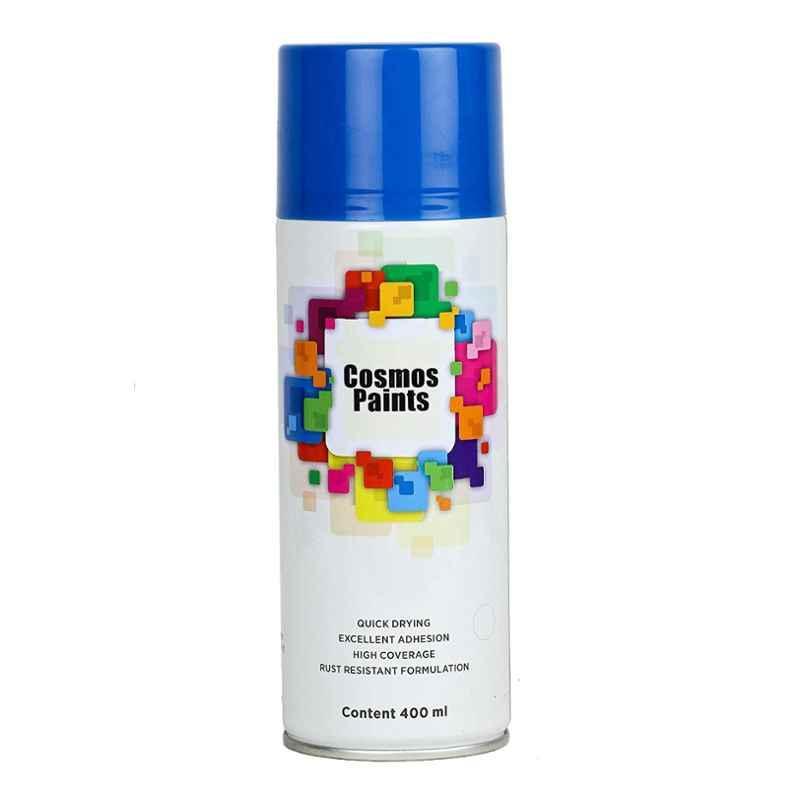 Cosmos 400ml Shiefing Blue Spray Paint, 219