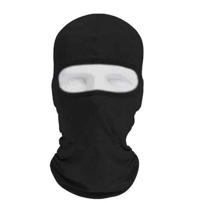 AllExtreme EXHFM2B Black Full Ninja Anti Pollution Dust & Sun Protection Face Cover Mask