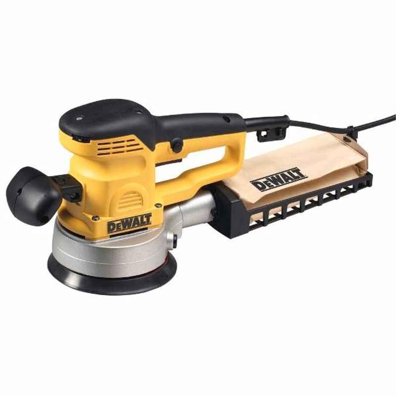 Dewalt D26410-QS 150mm Pistol Grip Random Orbit Sander