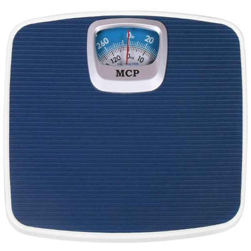MCP BR2020 Deluxe Analog Personal Weighing Scale, Capacity: 130 kg