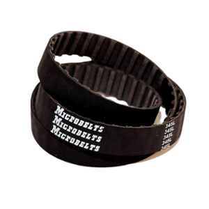 Microbelts 230XL 25mm Rubber HTD Timing Belt
