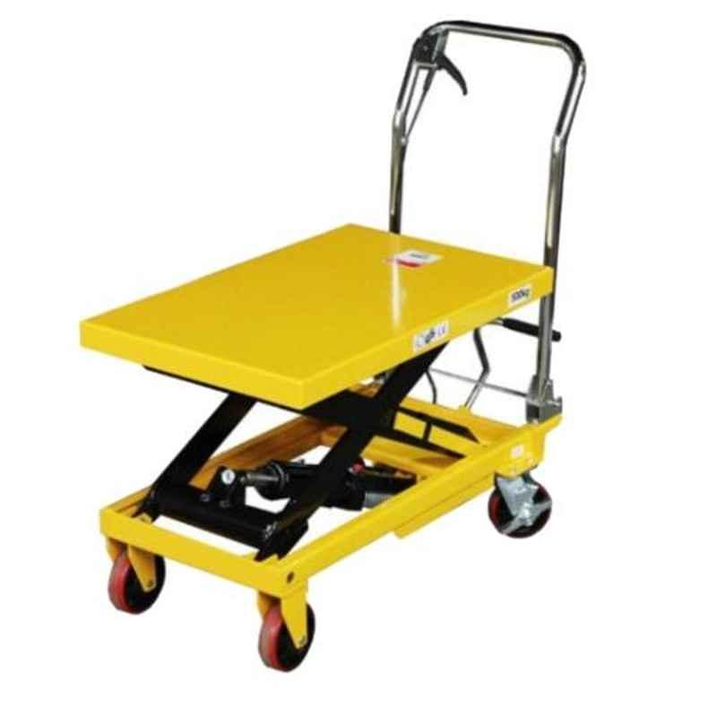 Techno 500kg Single Scissor Hydraulic Lifting Table, TES-305