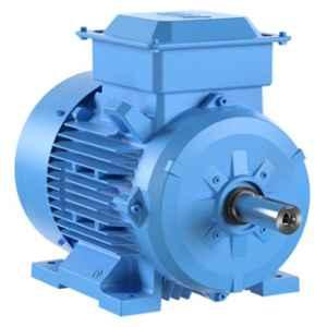 ABB 1HP 3 Phase Flange Mounted Cast Iron TEFC Squirrel Cage Induction Motor, 3GBA104510-BSCIN