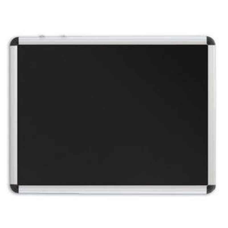 Kores 2x4 Feet Non Magnetic Black Chalk Board