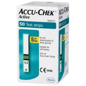 Accu-chek Active Test Strips (50 Strips)