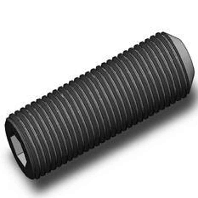 LPS Fasteners Socket Set Screw Dia M20 Length 25 mm  Pack of 100 Pcs